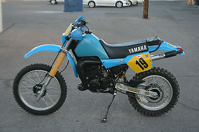 Yamaha : Other 1984 yamaha it 490 enduro garage find time capsule vg cond