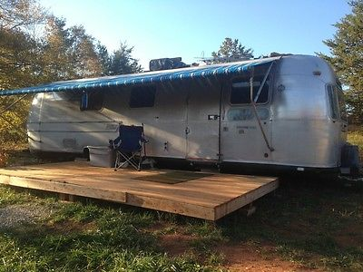 1977 Airstream Sovereign