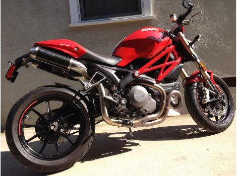 ducati monster 1100 evo motorcycles for sale in california. Black Bedroom Furniture Sets. Home Design Ideas