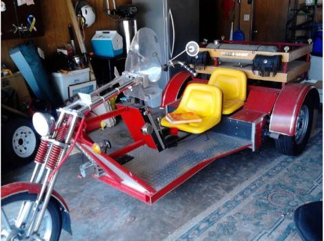 1983 Vw Trike