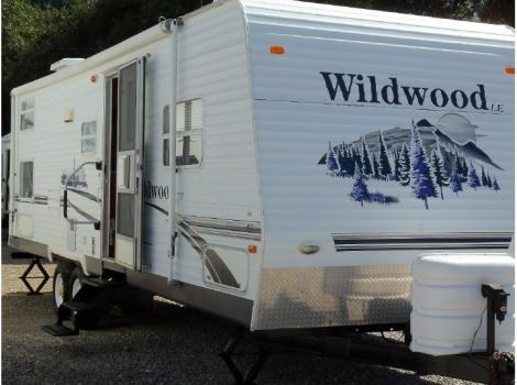 2006 Forest River Wildwood 29BHSS