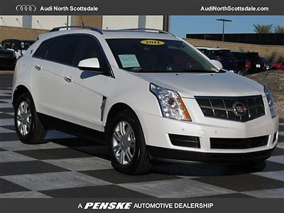 Cadillac : SRX Luxury Collection-One Owner-Navigation 2011 cadillac srx 45 k miles leather warranty heated seats sun roof financing