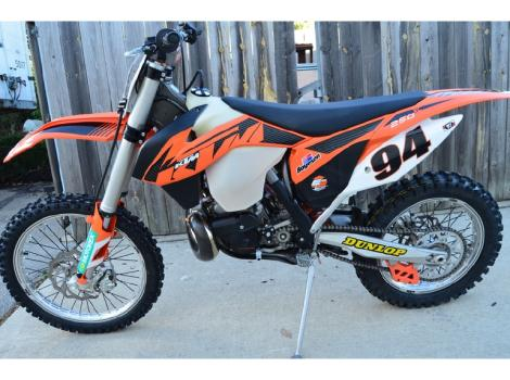 2013 Ktm 250 Xc 250 Motorcycles for sale