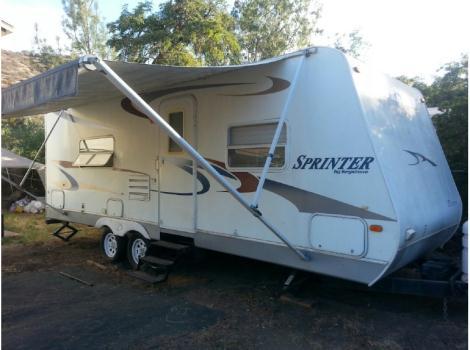 2004 Keystone Sprinter 259RBS