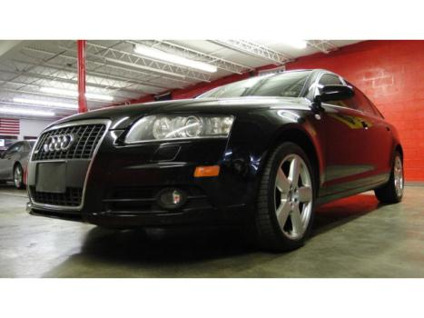 Audi : A6 4.2 Quattro S Line Free Shipping 2008 audi a 6 4.2 awd quattro navi camera 77 k miles clean financing available