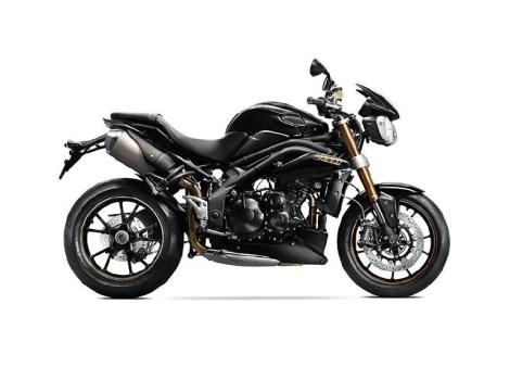 2014 Triumph Speed Triple ABS ABS - SULPHUR YELLOW