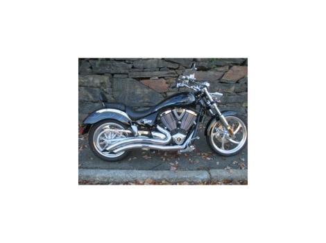 2007 Victory VEGAS PREMIUM WITH FLAMES NESS JACKPOT
