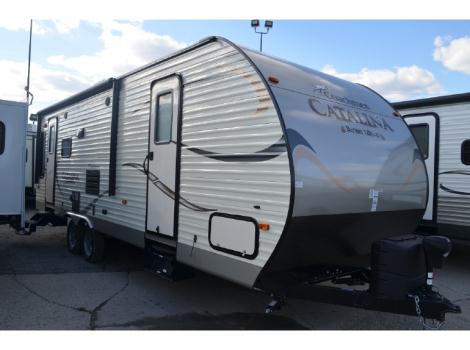 2015 Coachman CATALINA BANNER EDITION 26RLS