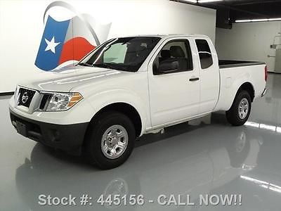 Nissan : Frontier KING CAB 2010 nissan frontier king cab 5 speed bedliner only 33 k texas direct auto