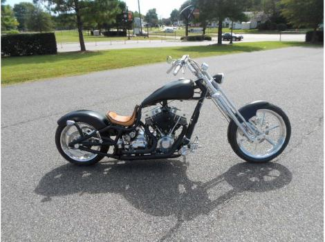 2006 Bourget Bike Works Custom Chopper