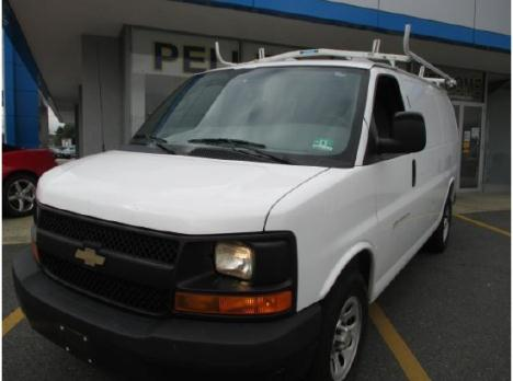 Chevrolet Express Cargo Van Cars For Sale In New Jersey