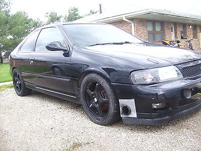 Nissan : 200SX 200SX VET 1996 nissan 200 sx sr 20 vet awd