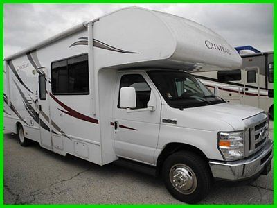 2012 Thor Motor Coach Chateau 31F Used CLASS C DOUBLE SLIDE RV CAMPER MOTOR HOME