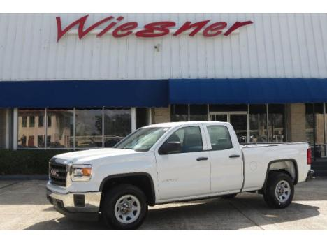 2014 GMC SIERRA 1500 Double Cab Pickup - 2WD