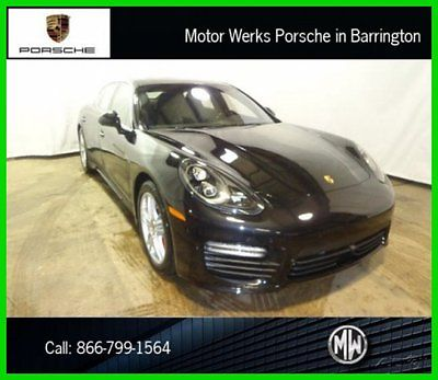 Porsche : Panamera Turbo Executive $190,315 MSRP Less $25K Discount 2014 turbo executive new burmester ldw carbon interior pkg lca adaptive cruise