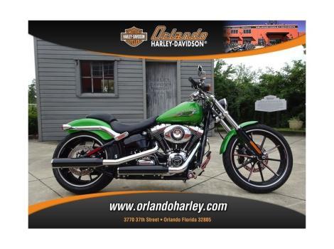 2015 Harley-Davidson FXSB DYNA LOW RIDER