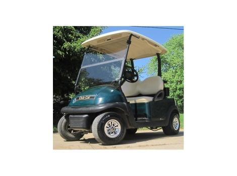 2010 Gsi Club Car Precedent Electric 48v Golf Cart - Green