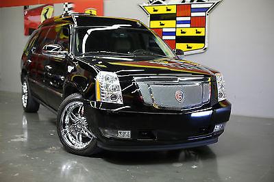 Cadillac : Escalade Custom Limousine 2011 cadillac escalade limo