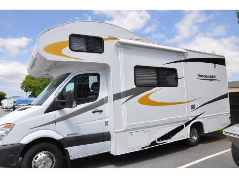 Thor Motor Coach Freedom Elite 23s Rvs For Sale