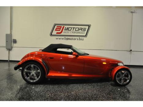 Plymouth : Other 2dr Roadster 2001 chrysler prowler 8 k miles bumper delete clean