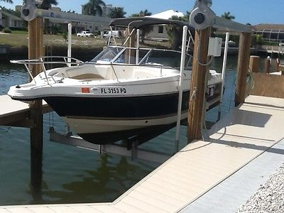 Dual Console, Stainless steel, family fun, salt water fishing, exc.condition
