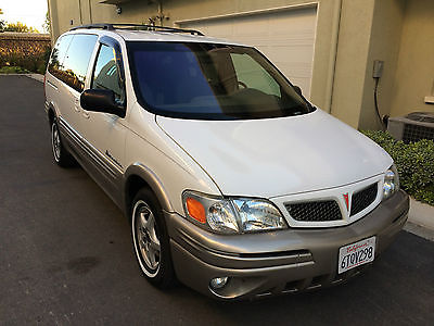 Pontiac : Montana 2001 Pontiac Montana Extended  Great Condition MiniVan