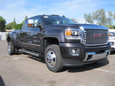 gmc sierra 3500 denali crew cab dually 4 door 4wd cars for sale. Black Bedroom Furniture Sets. Home Design Ideas