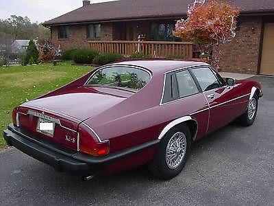Other Makes : JAGUAR XJS 1978 CHEVY 350 Conversion 1978 jaguar xjs chevy 350 sbc conversion crate engine california coupe sharp nr