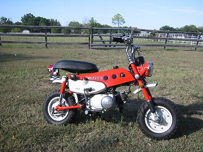Suzuki : Other 1971 suzuki trail hopper mt 50 trail 70 z 50 mr 50 xl 70 xr 75 ct 70 mini trail 50 sl 70