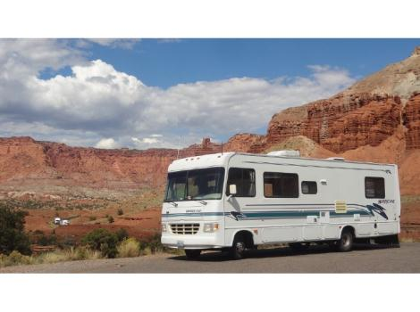 thor motor coach hurricane 30 q rvs for sale