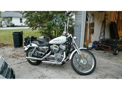 2004 harley davidson sportster 883 custom motorcycles for sale. Black Bedroom Furniture Sets. Home Design Ideas