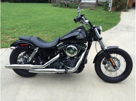 harley davidson dyna street bob motorcycles for sale in fort payne alabama. Black Bedroom Furniture Sets. Home Design Ideas