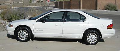 Dodge : Stratus ES 2000 dodge stratus es 97 k miles no body rust well maintained ec