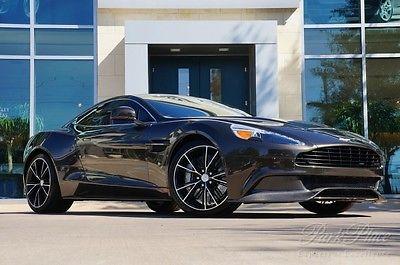 Aston Martin : Vanquish Base Coupe 2-Door 2014 aston martin