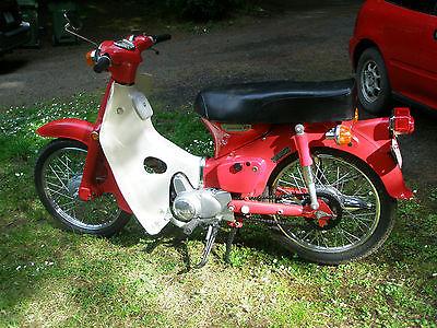 1970 honda 70 scooter motorcycles for sale. Black Bedroom Furniture Sets. Home Design Ideas