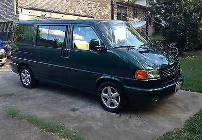 Volkswagen : EuroVan GLS 2001 volkswagen eurovan lots of room plenty of miles left on this van