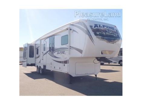 2012 Keystone Alpine 3700RE