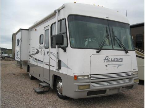 2001 Tiffin Allegro 261A