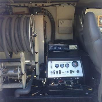 GMC : Safari SL Standard Cargo Van 3-Door 1999 gmc safari sl standard cargo 3 door butler carpet cleaning van