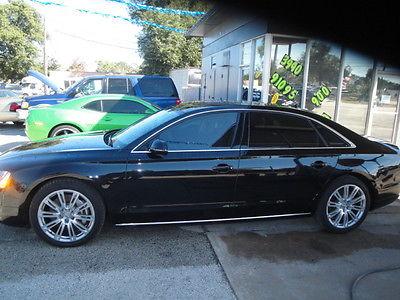 Audi : A8 L Sedan 4-Door 2001 audi a 8 quattro l sedan 4 door 4.2 l