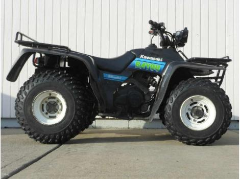 kawasaki bayou 300 motorcycles for sale in ohio. Black Bedroom Furniture Sets. Home Design Ideas