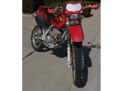 2003 Honda Xr250 Motorcycles for sale
