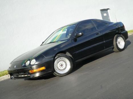 Acura : Integra LS HATCHBACK LS HATCHBACK AUTOMATIC ORIGINAL 57K LOW MILES! RUNS GREAT SUNROOF BLACK COLOR