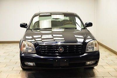 Cadillac : DeVille DTS LUXURY 2004 cadillac deville dts navigation luxury pkg warranty low miles