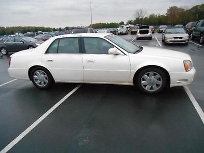 2001 Cadillac Deville Dts Cars For Sale