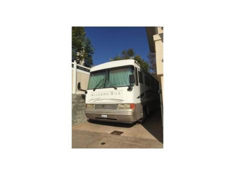 1997 Tiffin Motorhomes Allegro Bus 36QSP