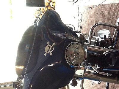 Harley-Davidson : Touring 2006 street glide cobalt blue lots of extras