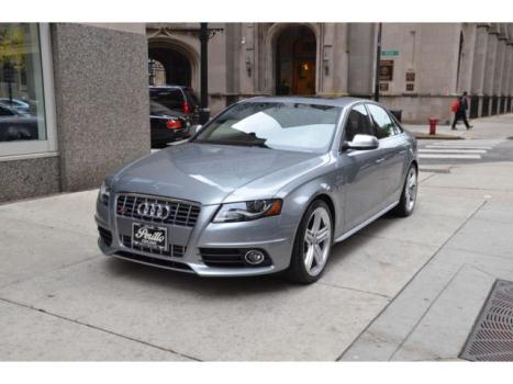 Audi : S4 4dr Sdn S Tr 2011 audi s 4 56 250.00 msrp 1 owner car call chris 630 624 3600