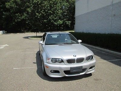 BMW : M3 M3 02 bmw m 3 coupe 6 speed manual transmission