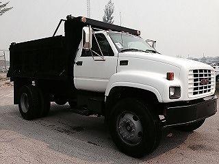 GMC : Other C6500 Dump Truck 1999 gmc c 6500 dump truck v 8 gasoline engine automatic transmission